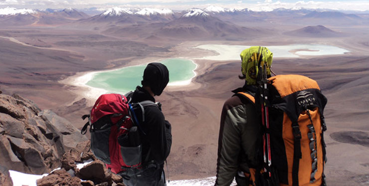 Licancabur & Lascar expedition