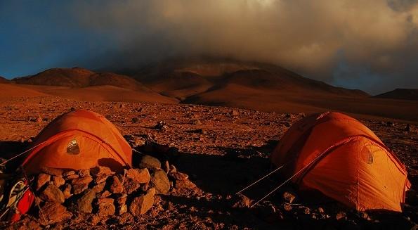Lascar Volcano & San Pedro