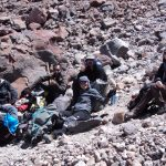 Licancabur volcano expedition