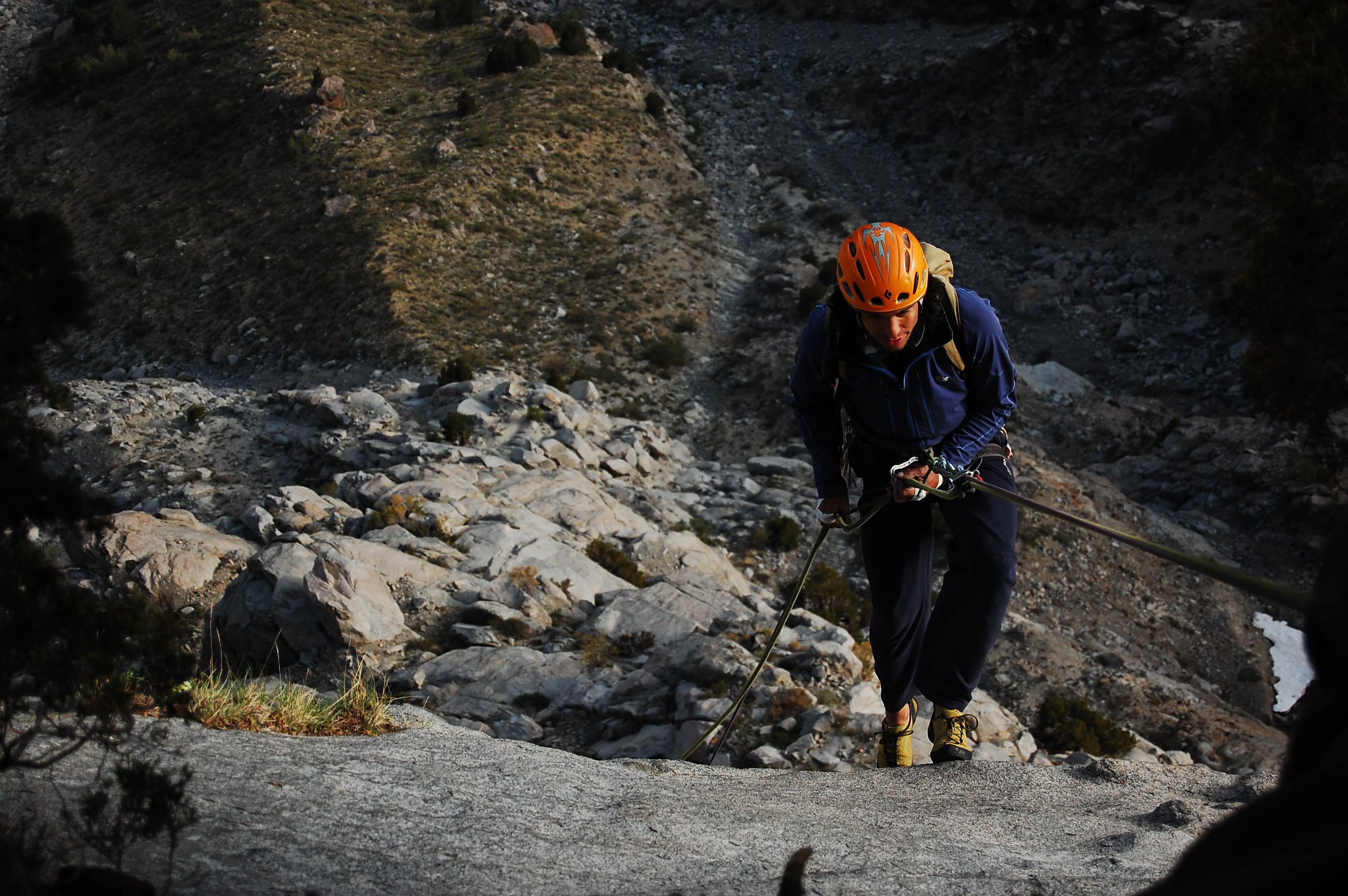 Nudos para montaña – HME
