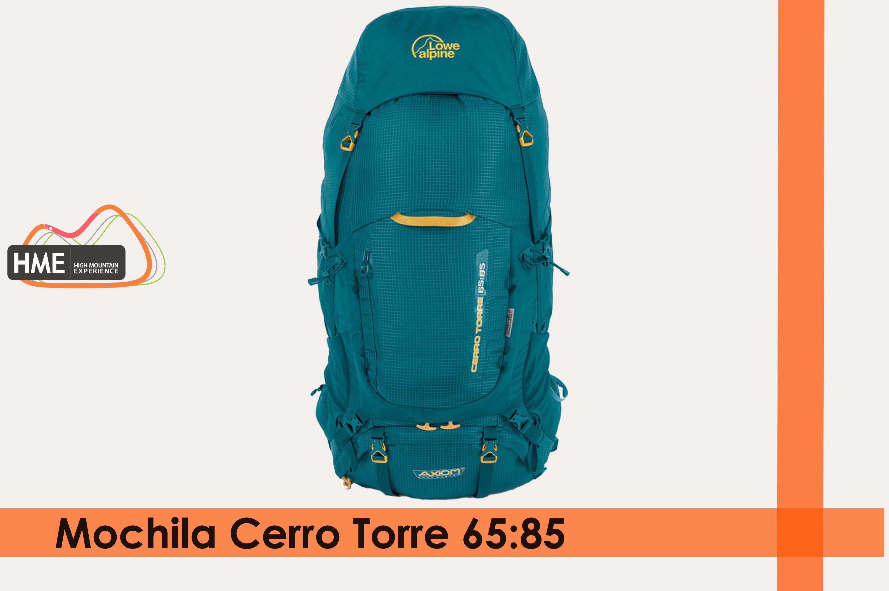 MOCHILA CERRO TORRE 65-85